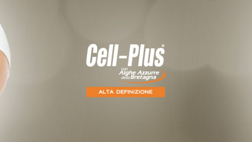 Cell-plus: il tuo esercizio quotidiano di bellezza.